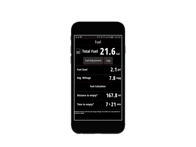 Mercury engine data now available on your mobile device | Sugar City